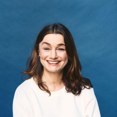 Johanna Adorján, Foto: Urban Zintel
