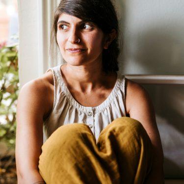 Shida Bazyar, Foto: Tabea Treichel