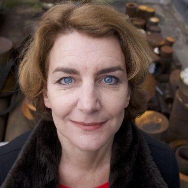 Anja Hirsch, Foto: Frank Wierke