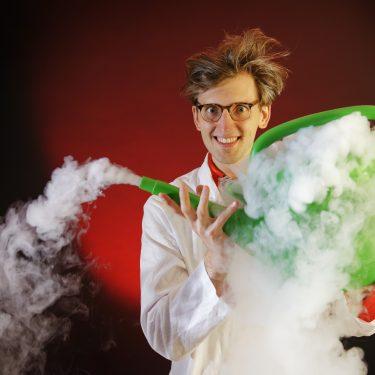 Matthias Salewski, Foto: Physikanten