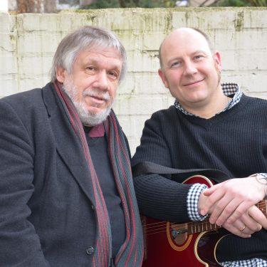 Werner Streletz und Zepp Oberpichler, Foto: Nadja Juskowiak